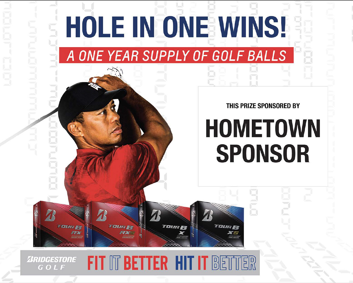 Bridgestone - National Hole-In-One