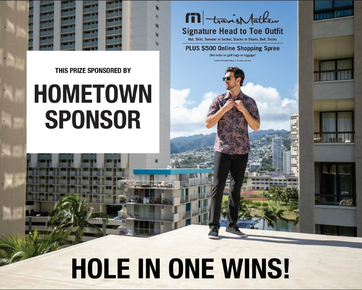 TMathew - National Hole-In-One