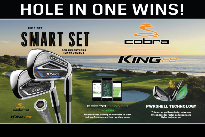 CobraGolf - National Hole-In-One