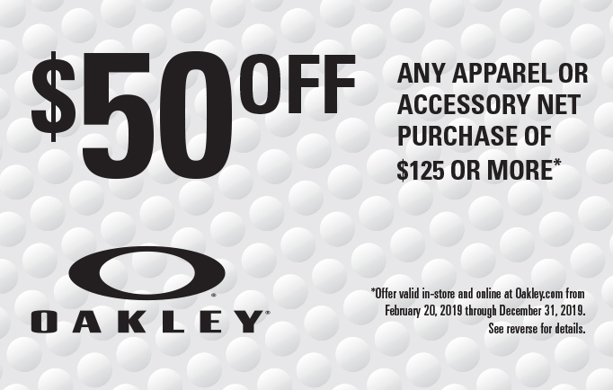 Oakley - National Hole-In-One